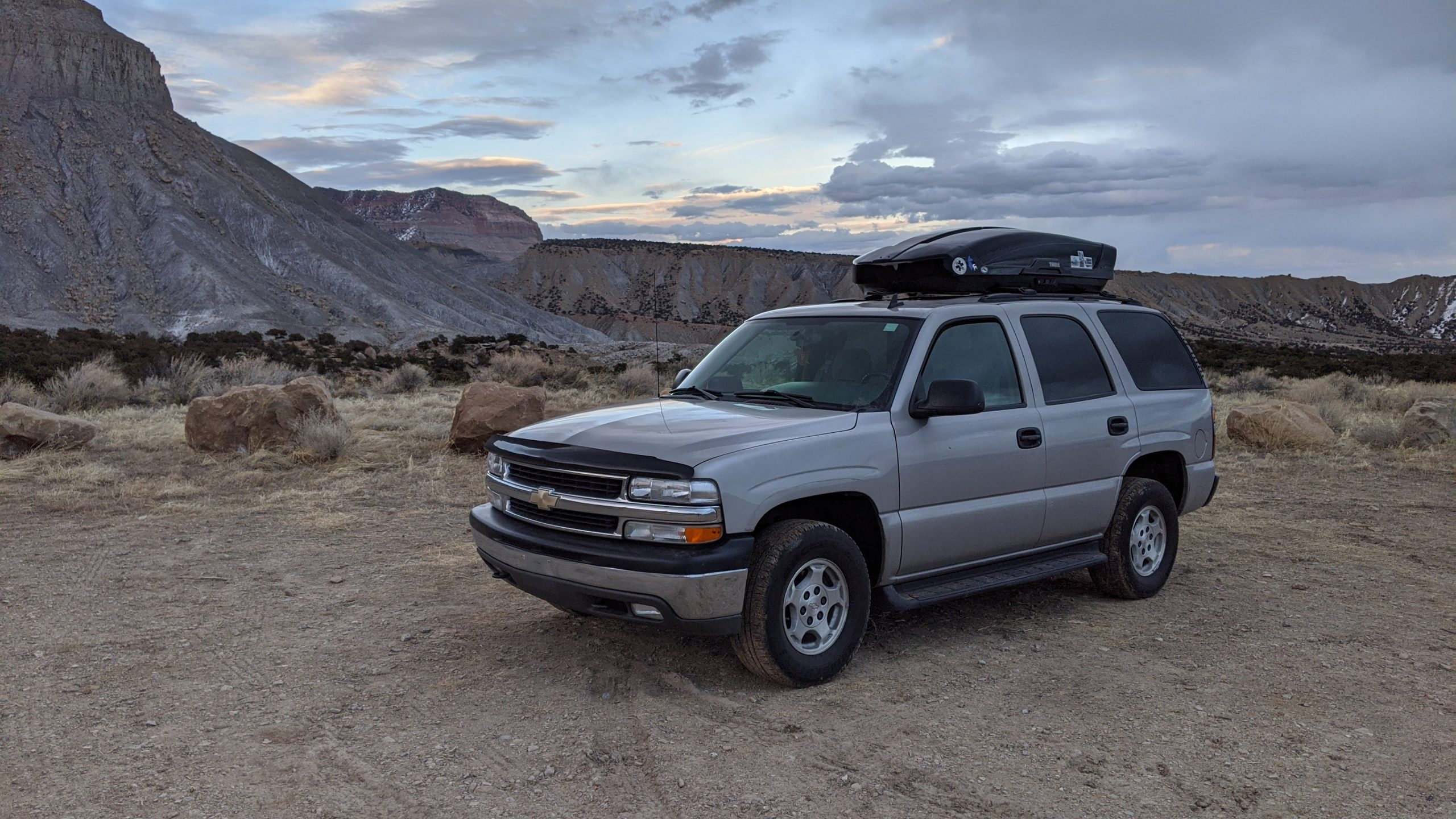 Low Budget Camper Conversion Using a Chevy Tahoe