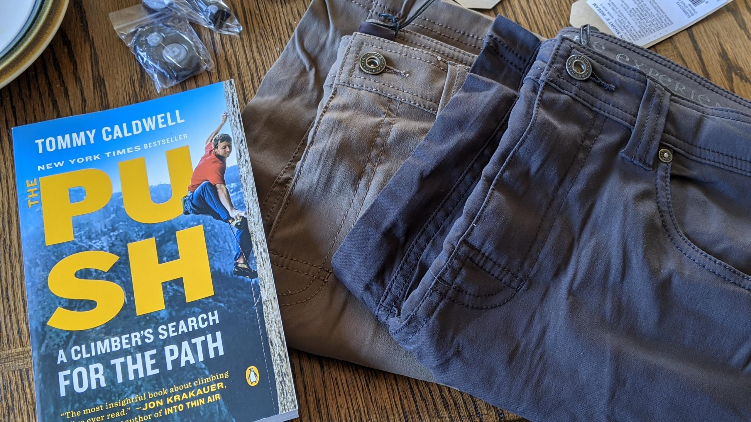 Read more about the article Prana Makes the Best Shorts for Climbing