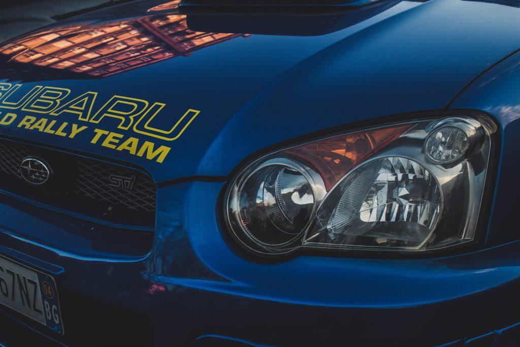 Subaru World Rally Team Impreza WRX